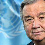 António Guterres recandidata-se ao cargo de Secretário-geral da ONU
