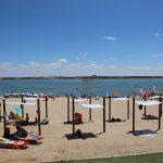 Bandeira Azul continua presente na praia fluvial de Monsaraz