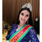 Carla Velez é a vencedora do Mrs Portugal 2020