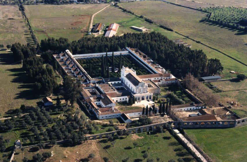 Fundação Eugénio de Almeida promove visitas guiadas à Cartuxa de Évora