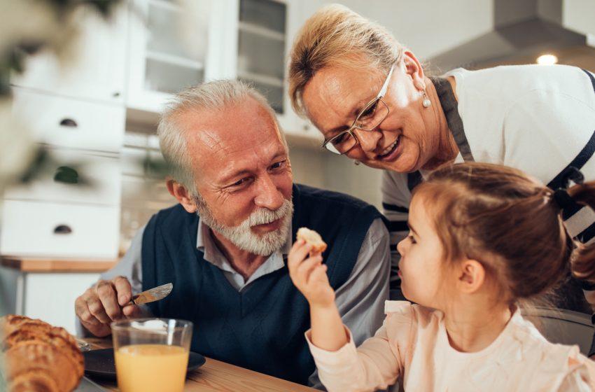 Mensagem para o Dia dos Avós: Os avós são um tesouro