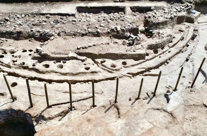 Reguengos: Descoberta construção único no complexo dos Perdigões