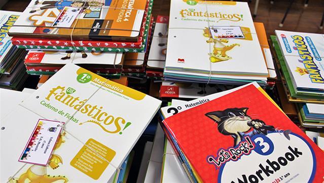 Município de Reguengos oferece livros de fichas aos alunos