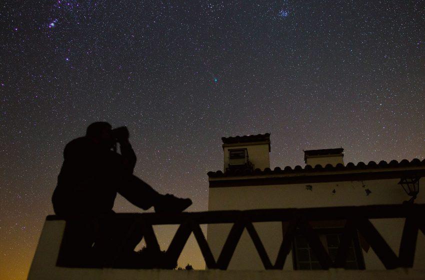 Miguel Claro: WORKSHOP DE ASTROFOTOGRAFIA | GOODBYE MILKY WAY