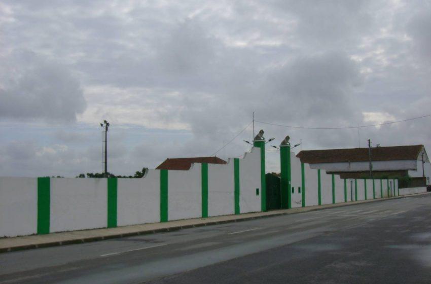 Campo do Atlético é uma das oito infraestruturas remodeladas ao abrigo do PRID
