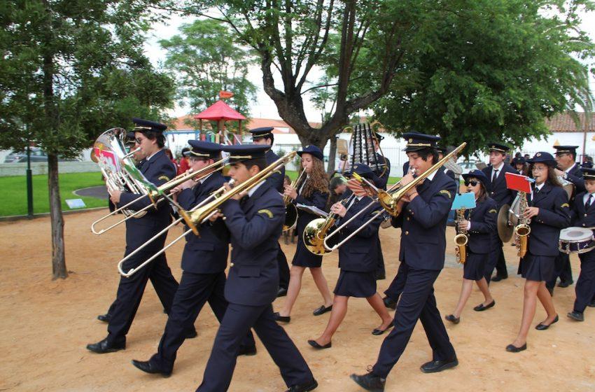 Sociedade Filarmónica Corvalense tem novos dirigentes