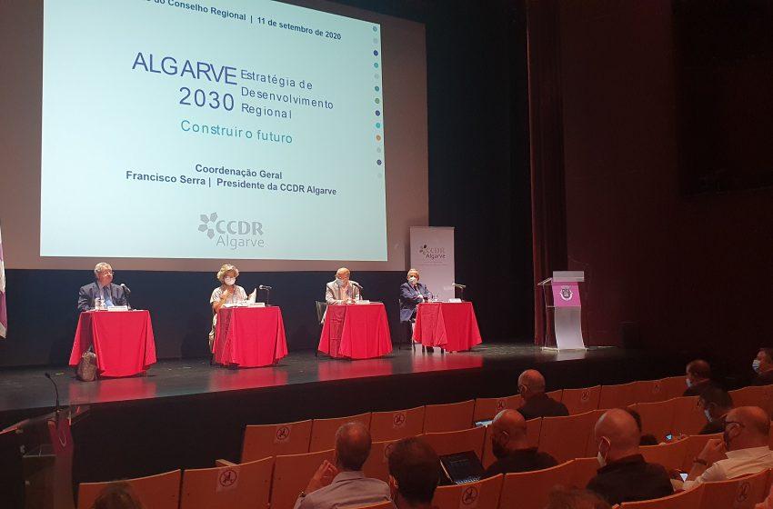 CCDR: Alentejo e Algarve apostam em estratégia comum