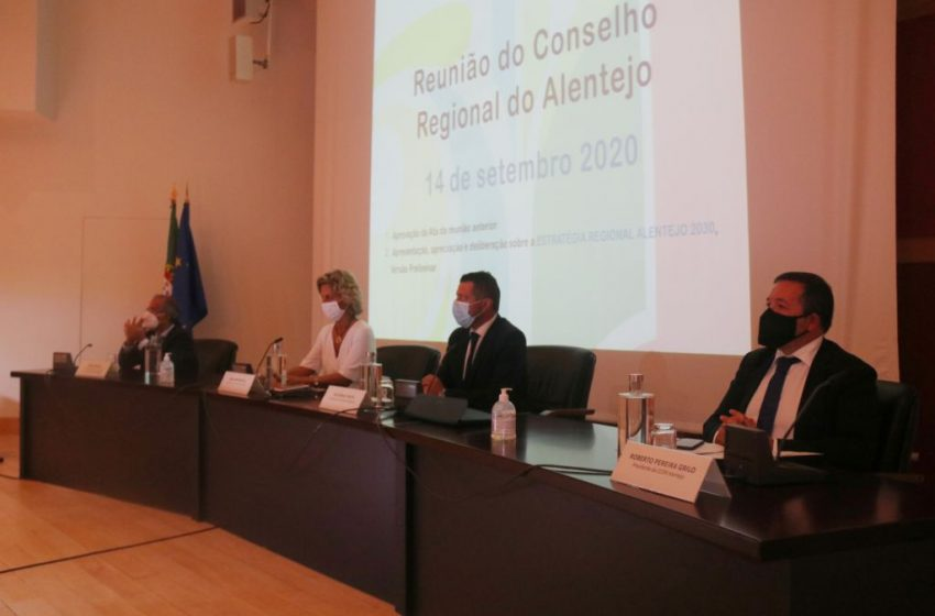 CCDRA: Plano Estratégico 20-30 foi aprovado