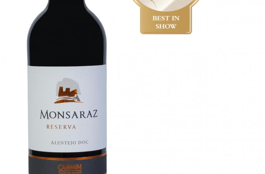 CARMIM: Monsaraz Reserva tinto premiado