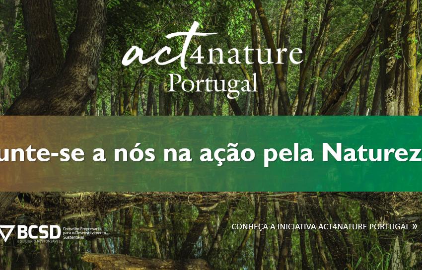 EDIA: assume compromisso com a act4nature Portugal