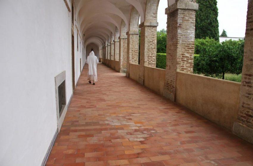 Monjas visitaram a Cartuxa de Évora