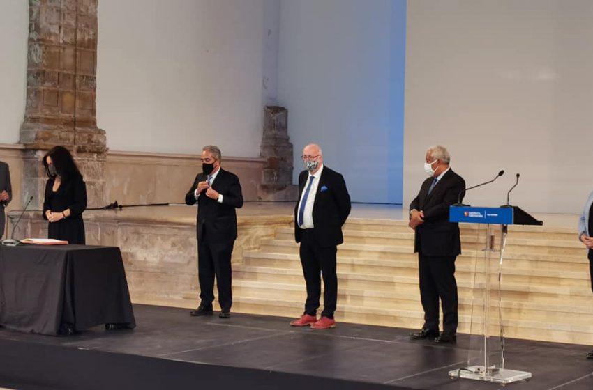 Ceia da Silva tomou posse, em Coimbra, como presidente da CCDR