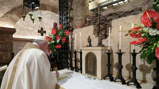 Papa Francisco publica Nova Encíclica: FRATELLI TUTTI (todos irmãos)