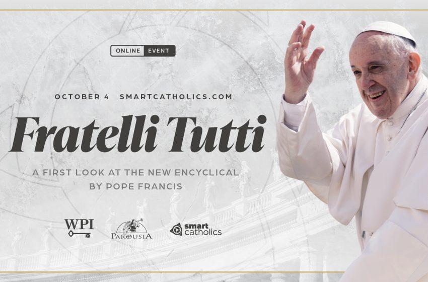 """""""fraternidade"""" e """"diálogo"""" na encíclica Fratelli Tutti"""