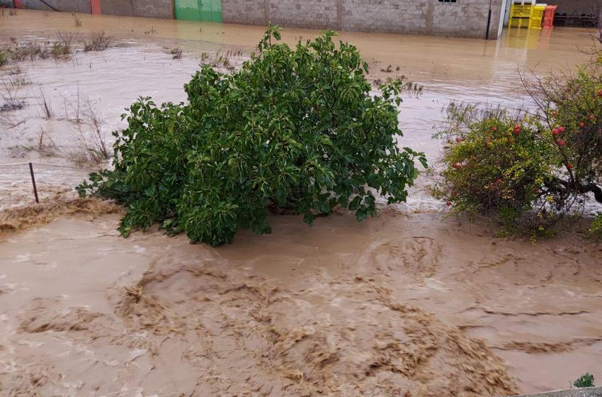 Acidente: Um despiste perto da Vendinha por causa das chuvas