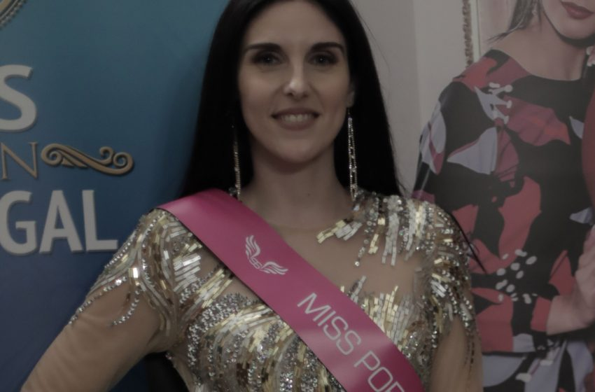 Carla Velez vence distrital de Miss Queen Portugal 2020