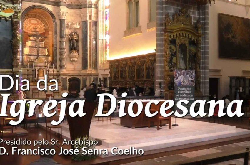 Arquidiocese de Évora: Dia da Igreja Diocesana – Transmissão em direto