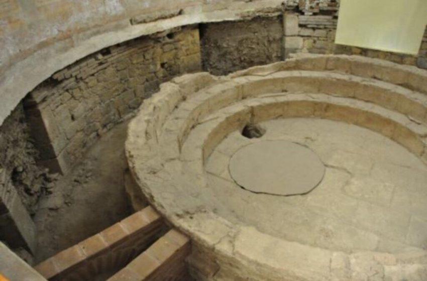 Terminaram as escavações nas Termas da Liberalitas Iulia