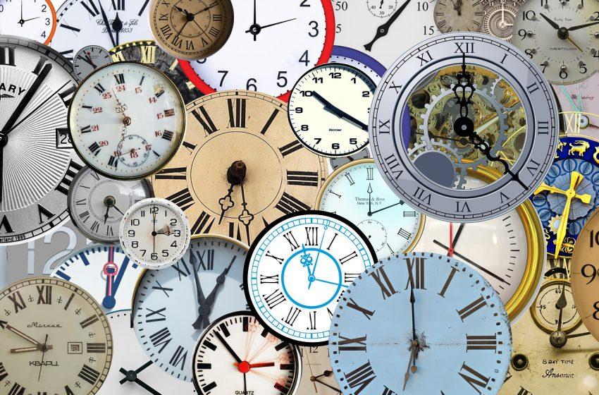 Hora de Inverno entra em vigor a 25 de outubro