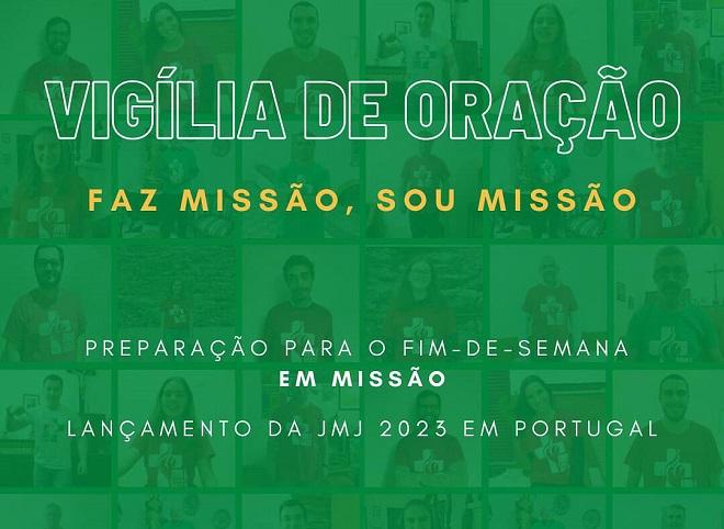 Diocese de Évora: Vigília de oração prepara Missão dos jovens das JMJ23