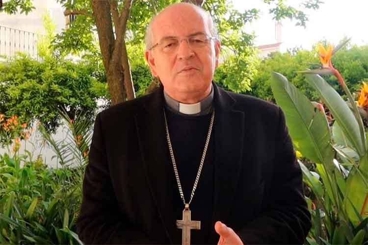 Arcebispo de Évora reza pelo fim da pandemia