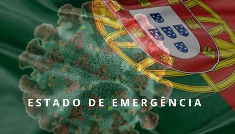 A partir das zero horas tem início o novo Estado de Emergência