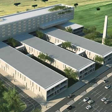 Foi assinada a adjudicação do novo hospital de Évora