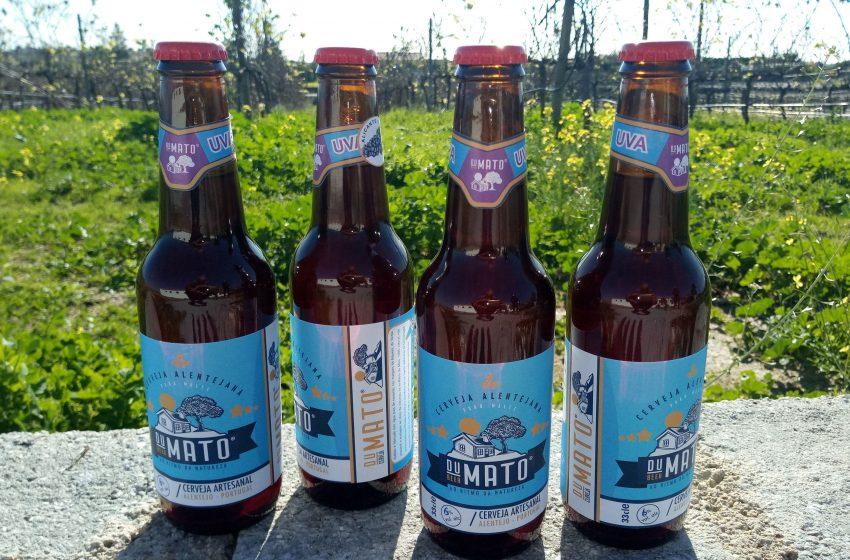 duMato e Elite Vinhos apresentam cerveja Artesanal elaborada com mosto de uva Alicante Bouschet