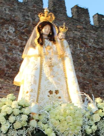 Acaba de ser cancelada a Festa em Honra de Nossa Senhora das Candeias