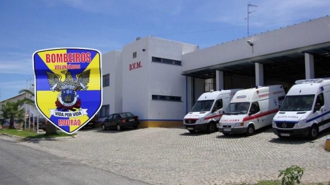 Bombeiros de Mourão sem ambulâncias para assistir urgência