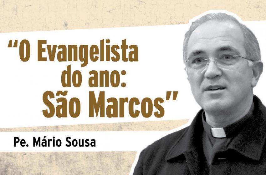 Diálogos sobre a fé: Mário Sousa fala sobre o Evangelho de S. Marcos