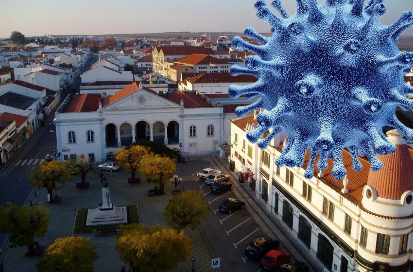 Há mais vinte novos casos Covid-19 em Reguengos de Monsaraz