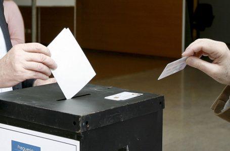 Eleições antecipadas: mesa de voto já abriu em Reguengos