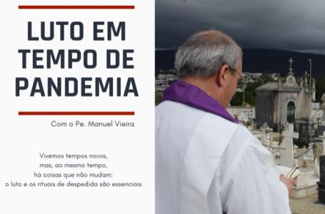 """Diocese de Évora: """"Luto em tempo de pandemia"""" Uma iniciativa da Pastoral da Família"""