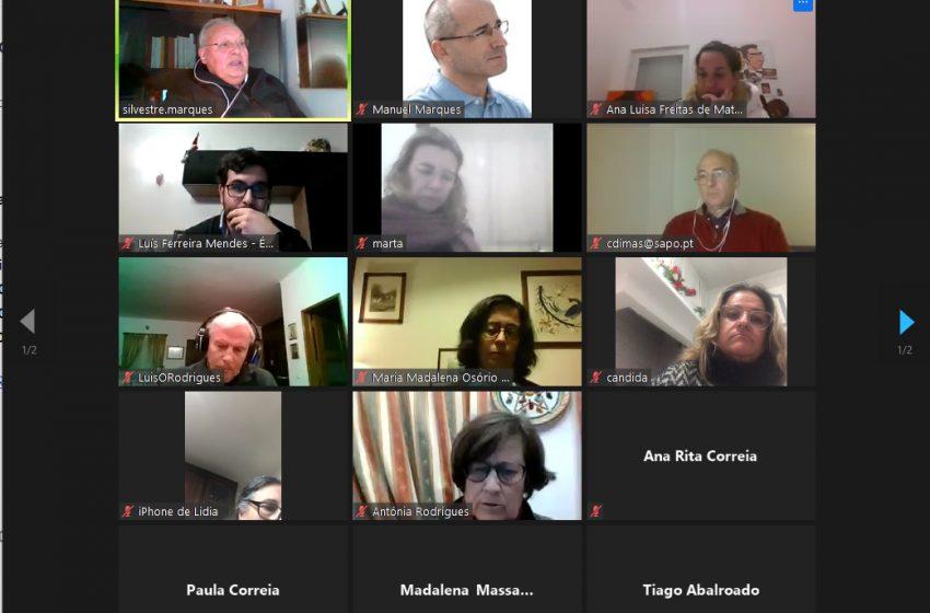 Decorre o webinar de Formação-Ação para Serviços Paroquiais de Ação Social